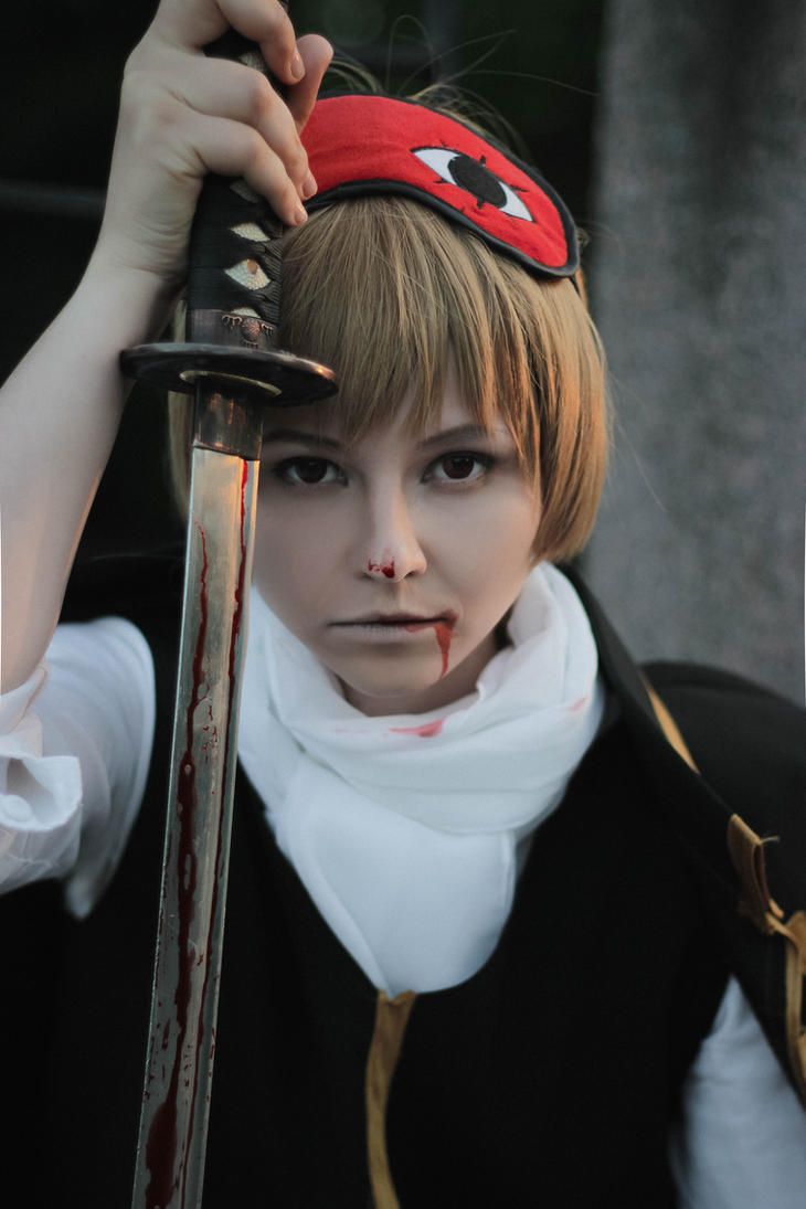 Gintama - Okita Sougo by LionaDeshanel