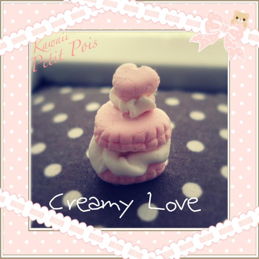 Creamy Love Cake by KawaiiPetitPois on deviantART