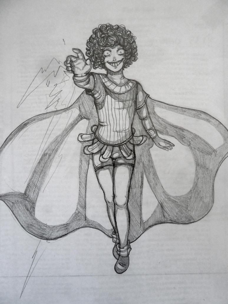 Black magic by RabbitVal