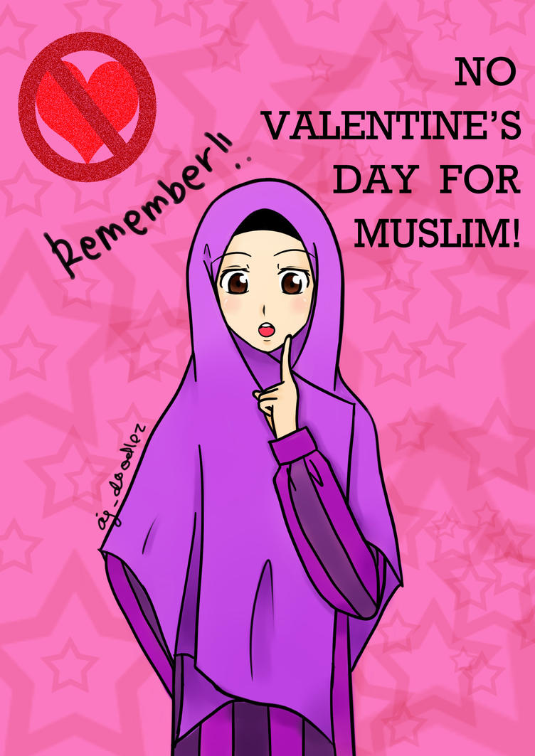 Say No To Valentineu0027s Day! By Ajtensai ...