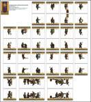 Querdije Dwarves-At-Arms set by Liquid-Nitrogen