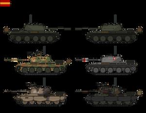 TGP - T66 Mazkorvian Main Battle Tank