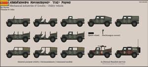 EDMN - Multipurpose vehicle