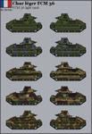 HISTORICAL - Char FCM 36