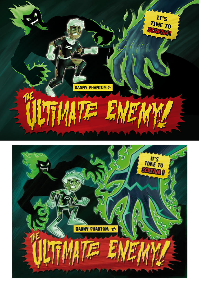 Images of Danny Phantom The Ultimate Enemy - #rock-cafe