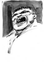 hulk roar by laseraw