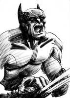 wolverine roar by laseraw