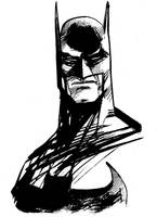 batman front by laseraw