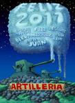 artilleria poster