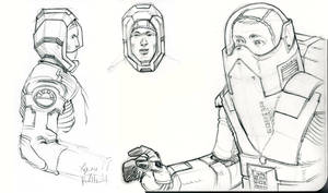 space suits by laseraw