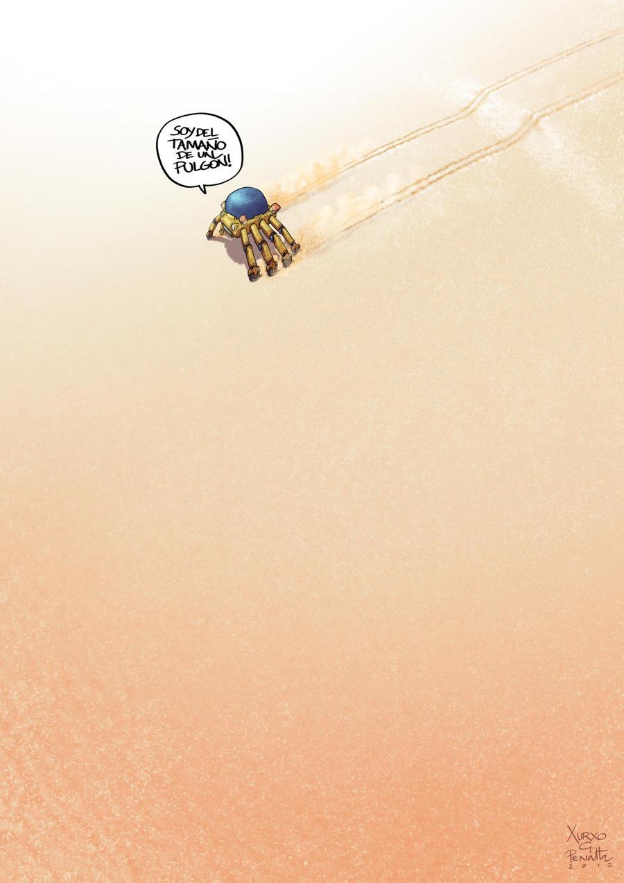 desert bug by laseraw