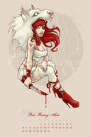 01. Red Riding Hood by aleksandracupcake