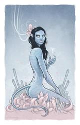 Navi Blue by aleksandracupcake