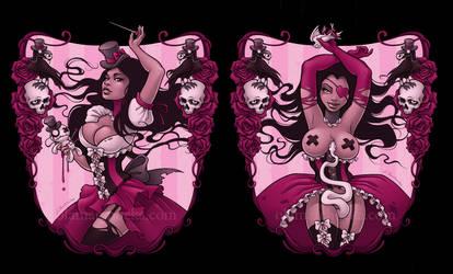 Victorian Voodoo by aleksandracupcake