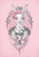 Princess Bunny by aleksandracupcake