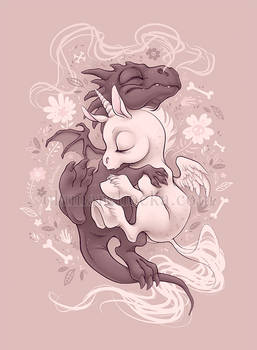 Dragon and Unicorn