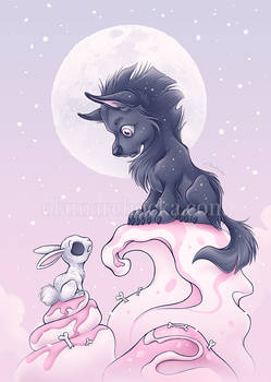 Wolf and Bunny