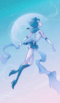 Sailor Mercury Undead
