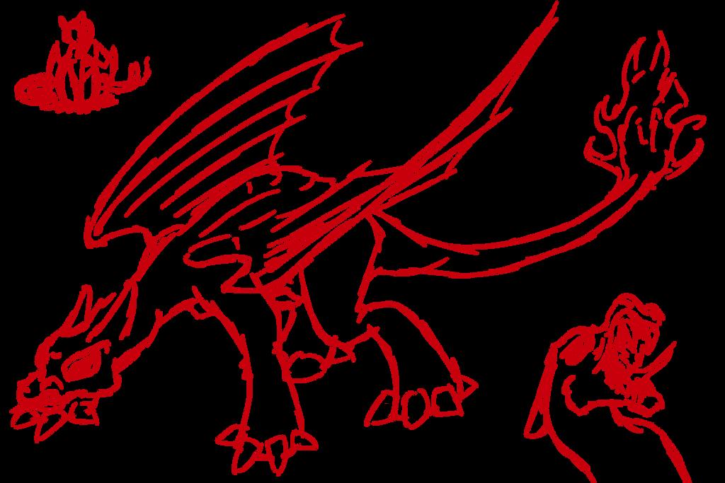 Charizard Fury by BrumbyOfSteel