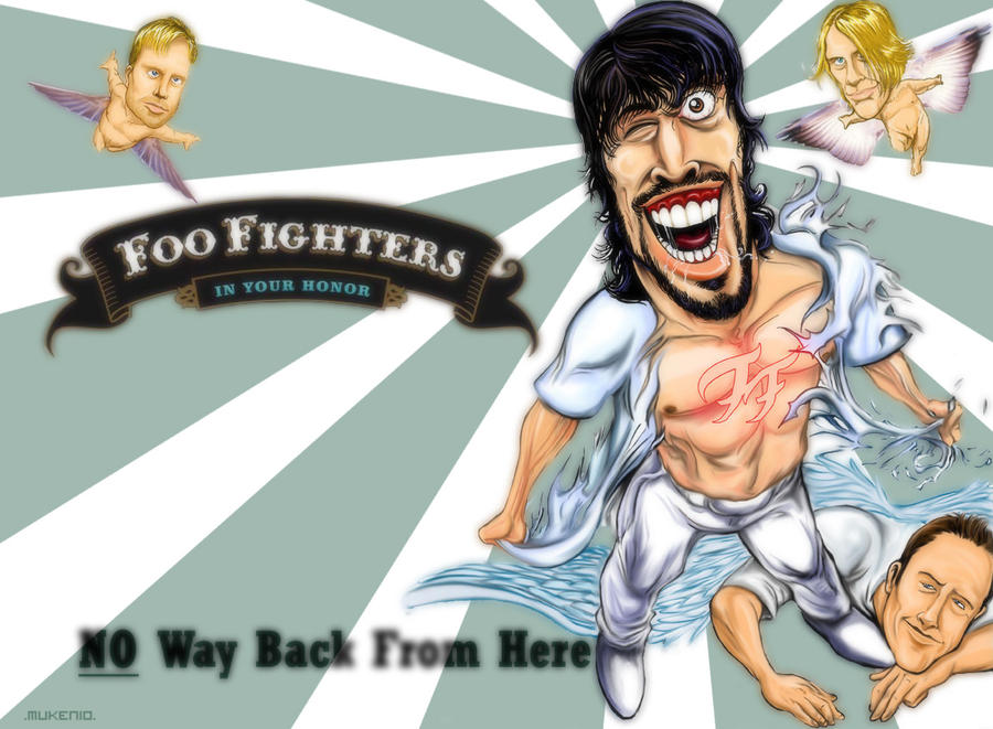 Foo Fighters Wallpaper by ~mukeni0 on deviantART