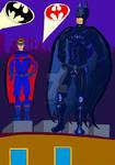 Batman and Robin in Gotham