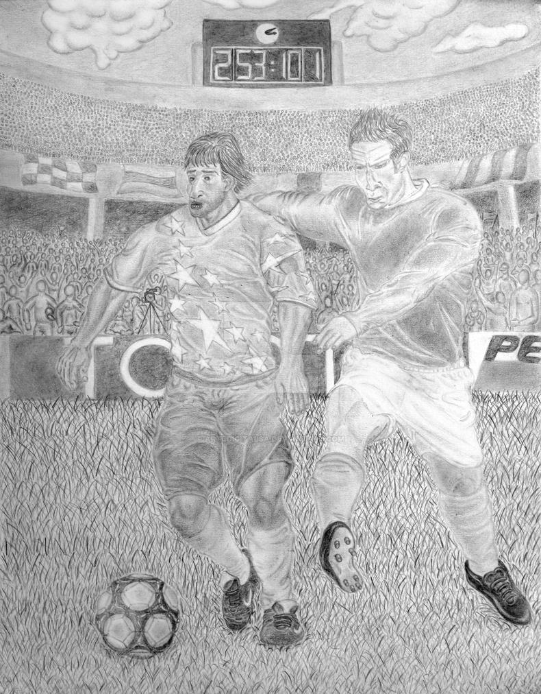 Futbol, Pasion de Multitudes by ArteDigitalSA