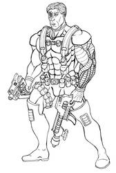 Nathan Summers - Cable