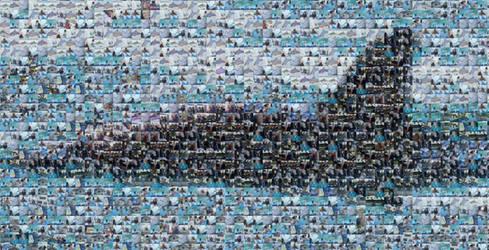 ISTVD Mosaic by goldenliontamarin