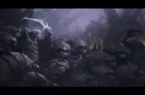 skekUng, The Garthim Master by BMacSmith