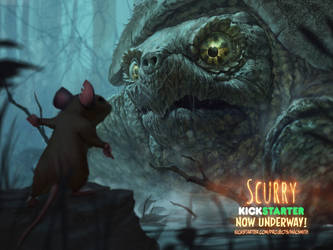 Scurry: The Drowned Forest is live on Kickstarter! by BMacSmith