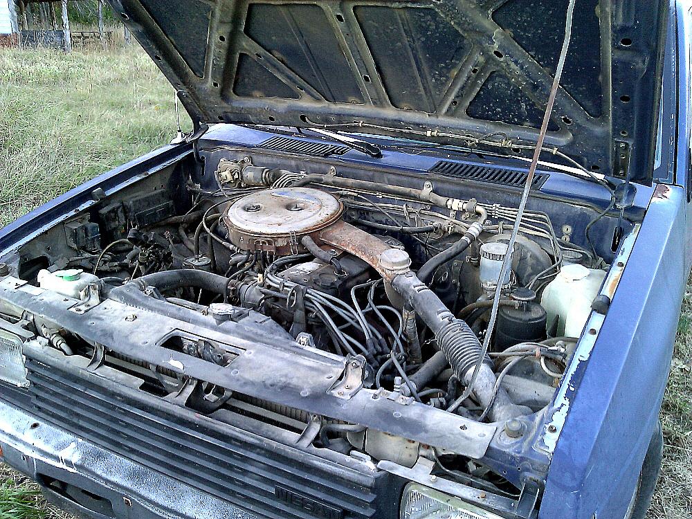 1986 5 nissan Z24 engine by AmorouxSkiLodge on DeviantArt