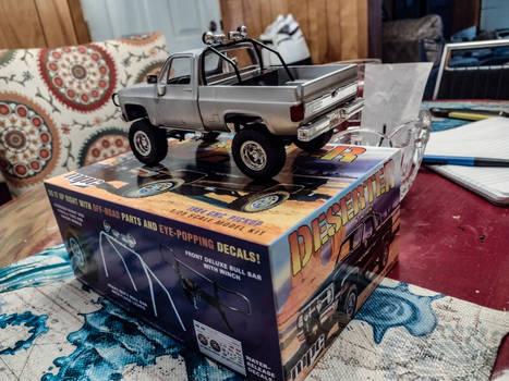 gmc pickup rear