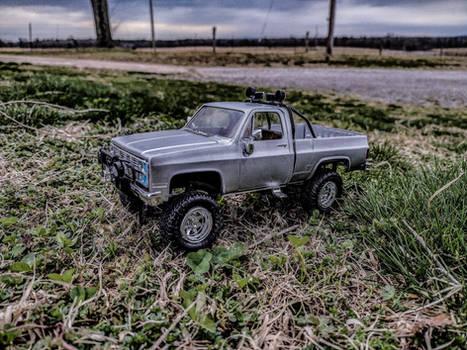 1984 gmc pickup 4x4