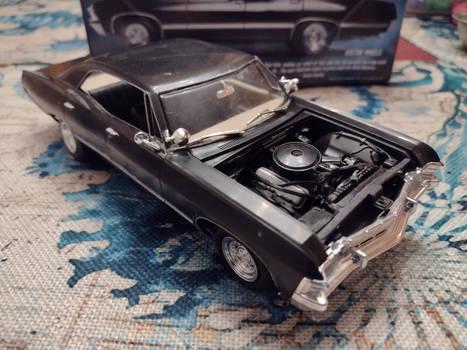 baby 1967 chevrolet impala sedan