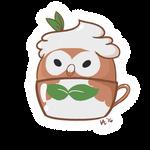 Rowlet (row-latte)