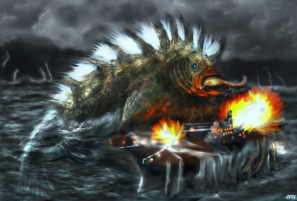 Top 10 Punto Medio Noticias | Cloverfield Monster Face