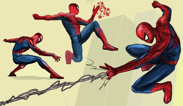 Spiderman Concepts