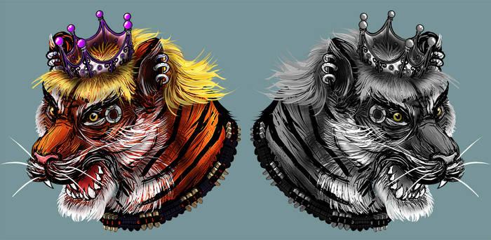 Tiger King Exotic