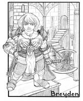 Dwarf Girl by Zero-Optix