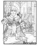 Dwarf Girl