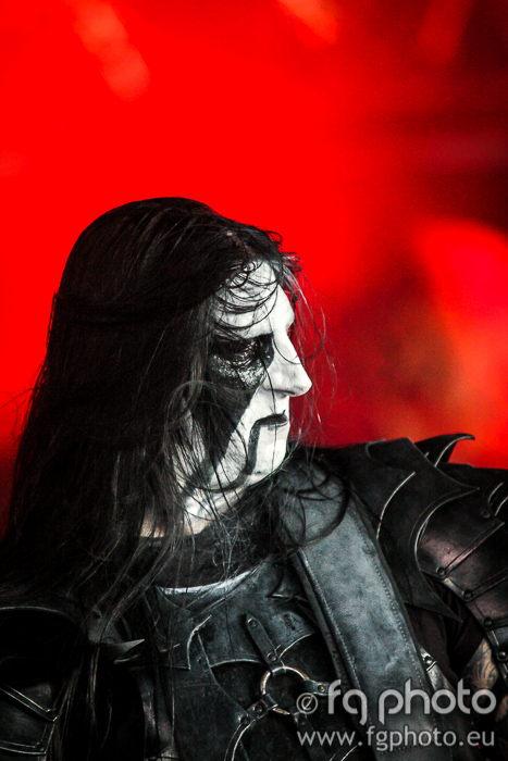Dark Funeral - Lord Ahriman II by Infernalord