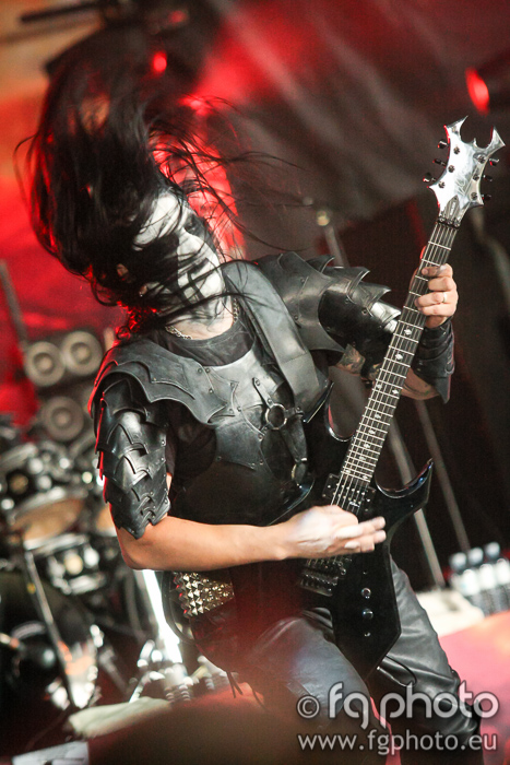 Dark Funeral - L. Ahriman III by Infernalord