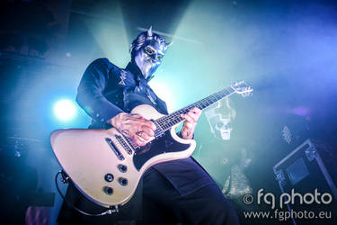 Ghost - Nameless Ghoul III by Infernalord