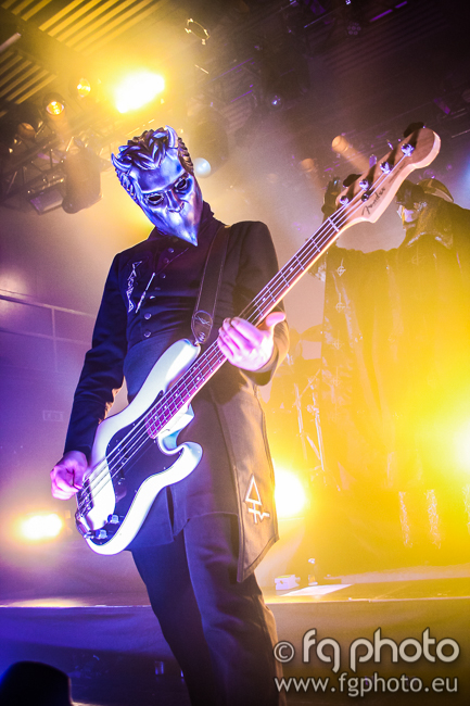 Ghost - Nameless Ghoul II by Infernalord