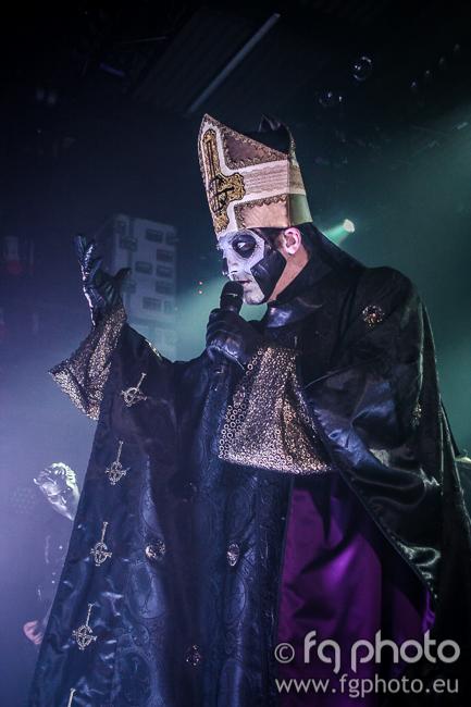 Ghost - Papa Emeritus III by Infernalord