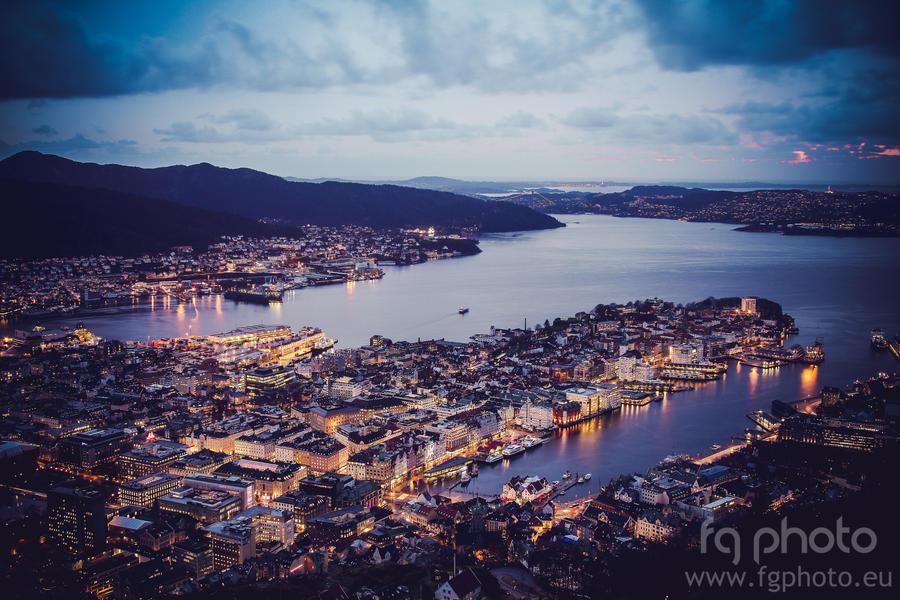Bergen - Norway by Infernalord