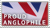 Proud Anglophile Stamp by Apple44