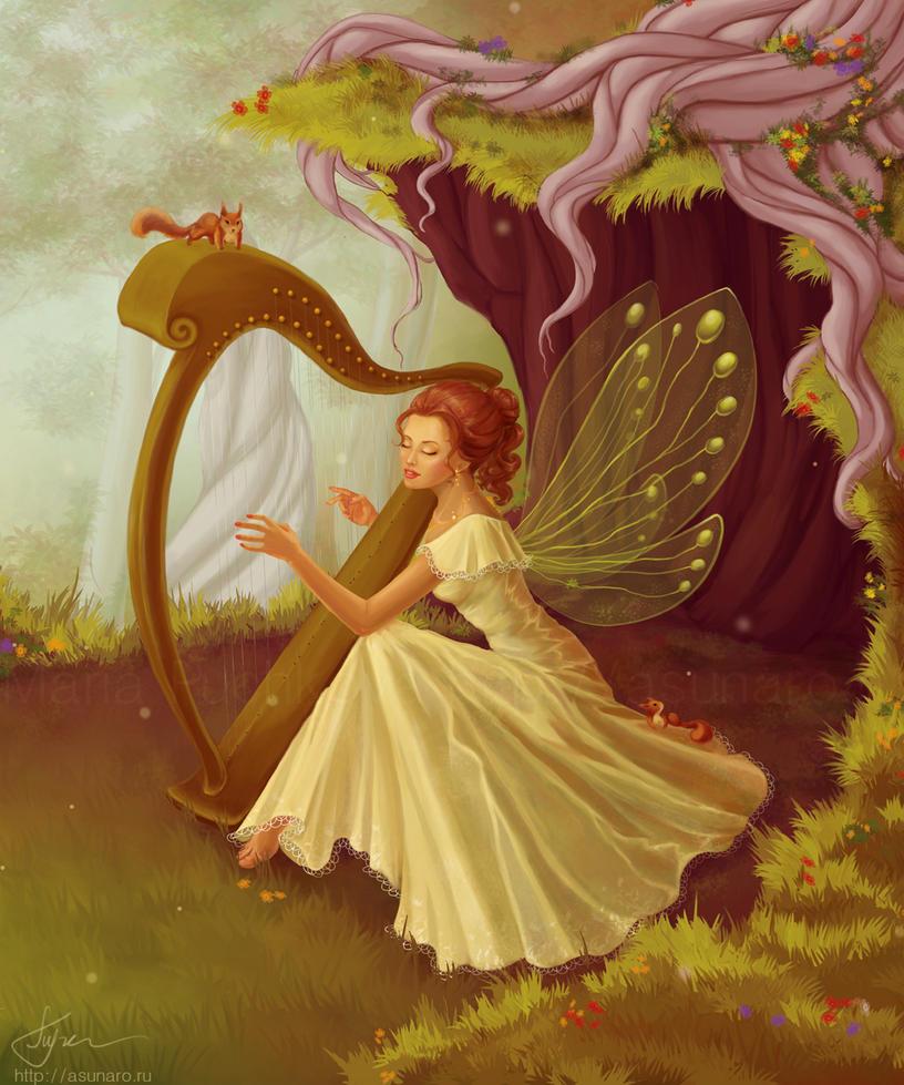 Magic sounds by Asunaro
