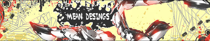 Mean Desings Banner by JavicFire