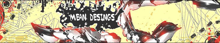 Mean Desings Banner